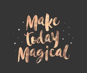 wallpaper, quotes, and magic image