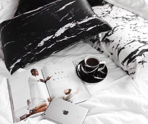 coffee, black, and inspiration image