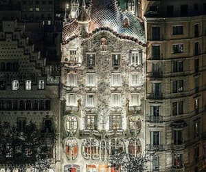 architecture, Gaudi, and spain image