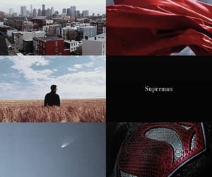 aesthetic, character, and clark kent image