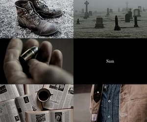 aesthetic, supernatural, and character image
