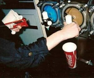 indie, coke, and vintage image