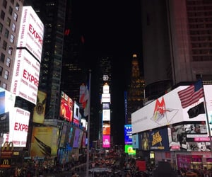 nyc and times square image