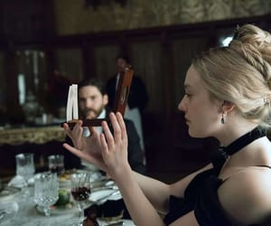 beauty, dakota fanning, and the alienist image
