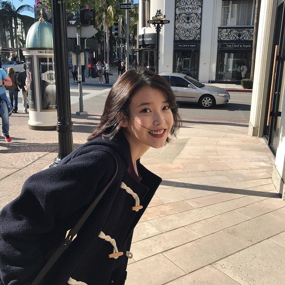 Image about kpop in ♥ IU (아이유) ???? by ɐuəɐn əıuuɐ