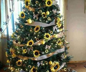 christmas, girasol, and navidad image