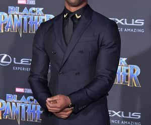 black panther, Marvel, and sexy image