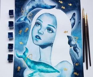 draw, art, and arts image