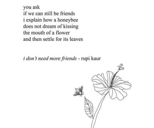 flowers, poem, and poems image