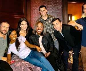 cast, htgawm, and entertainment image