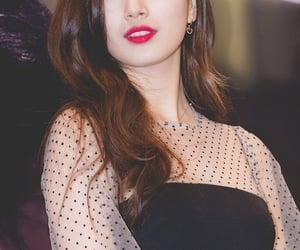 beautiful, holiday, and korean girl image