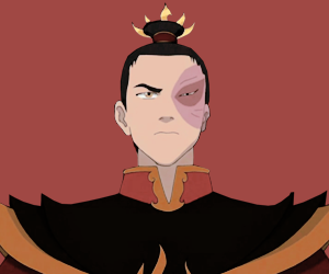 the last airbender, prince zuko, and fire nation image