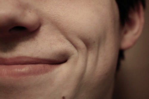 smile, boy, and dimples image