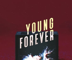 background, young forever, and bts image