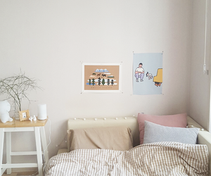 room, aesthetic, and interior image