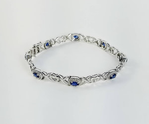 avon, heartbracelet, and etsy image