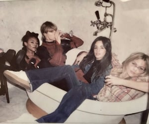 camila cabello, Taylor Swift, and fifth harmony image