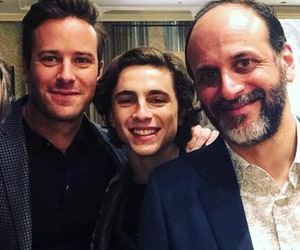 oliver, cmbyn, and peach image