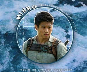 maze runner, ki hong lee, and minho image