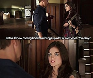 quotes, aria, and pretty little liars image