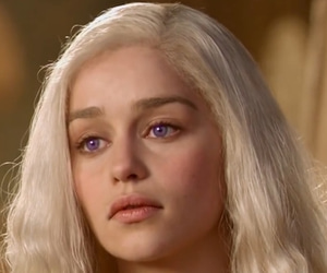 game of thrones, daenerys targaryen, and a song of ice and fire image