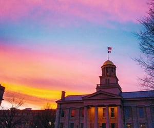 college, iowa, and lovely image