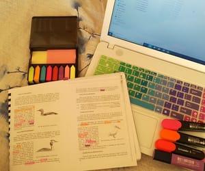 colors, notas, and escritorios image