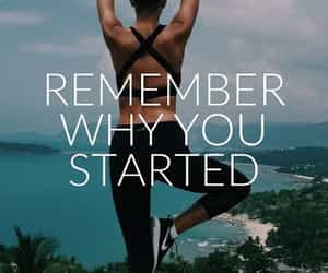 fitness, continue, and fresh start image
