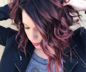 cheveux, hairstyle, and color image