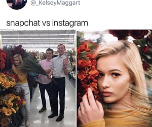 funny, girl, and instagram image