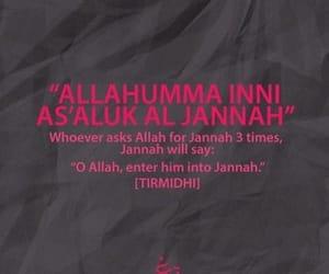 islam, jannah, and muslim image