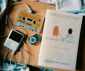 book, couple, and music image
