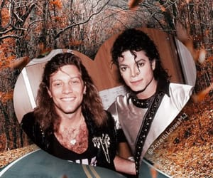 80's, king of pop, and landscape image