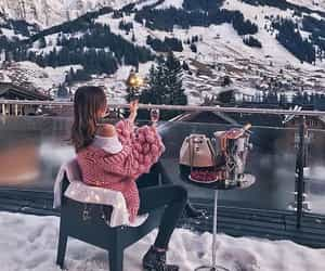 ideas, winter, and jeans image