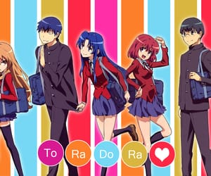 comedy, romance, and ryuji takasu image