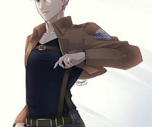 yuri on ice, anime, and snk image