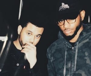 xo, theweeknd, and brysontiller image