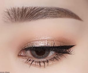 cosmetic, cosmetics, and eyes image