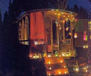 light, gypsy, and Caravan image