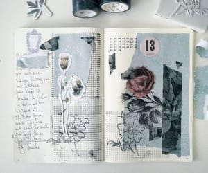 creative, journal, and organization image