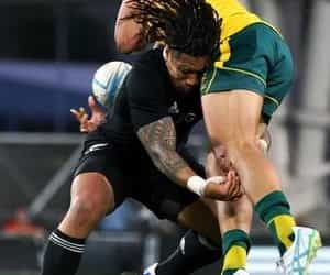 game, rugby, and sports image