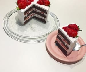 cake, aesthetic, and edit image