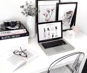 home, book, and white image