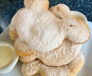 butterscotch, dessert, and disneyland image