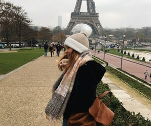 fly, france, and paris image