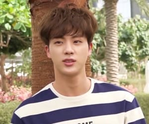 seokjin and bts image