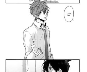 anime, manga, and makoto image