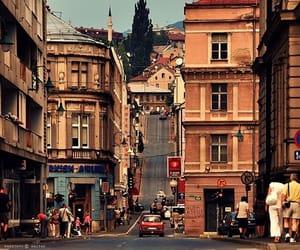 Bosnia and sarajevo image