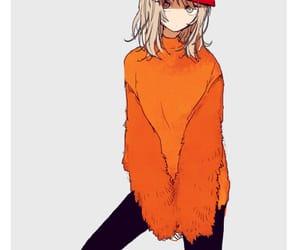 anime, anime girl, and fashion image