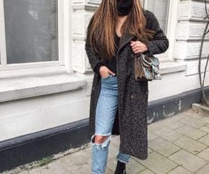 bag, hat, and outfits image